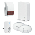 Pentatech Smart Security Funk-Brandmeldesystem ST700 Set S1