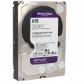 Western Digital 6 TB-Festplatte purple