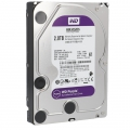 Western Digital 2 TB-Festplatte purple