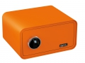 Olympia GOsafe200 Tresor mit Fingerprint-Schloss in orange